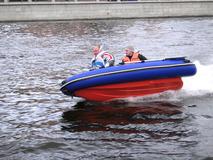 AQUA boat 330