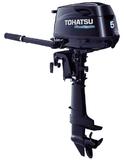 Лодочный мотор Тohatsu MFS 5 DS