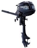 Лодочный мотор Тohatsu MFS 2.5 S