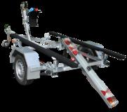 Прицеп ЛАВ-81015В с лонжементами