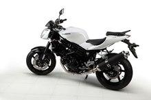 Мотоцикл Hyosung GT650P