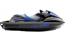 Yamaha FZR SVHO