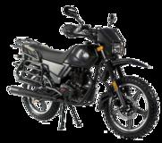 Мотоцикл IRBIS Intruder 200cc 4т ПТС
