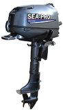 Лодочный мотор Sea-Pro F 4 S