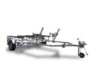 Прицеп ЛАВ-81015А с лонжементами