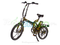 Велогибрид Eltreco TT NEW камуфляж