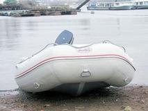 Надувная лодка Badger Fishing Line 270 W
