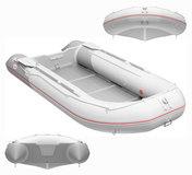 Моторная лодка ПВХ Баджер SL 390 AL