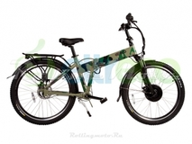 Велогибрид Eltreco PATROL 26 NEXUS 3 ROLLER CAM