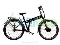 Велогибрид Eltreco PATROL 28 NEXUS 3 ROLLER