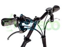 Велогибрид Eltreco Jazz NEW 500W черный матовый