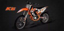 Мотоцикл кроссовый KAYO K6 250 ENDURO 21/19 (2016 г.)