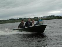 Лодка АФАЛИНА-380