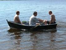 Лодка АФАЛИНА-285