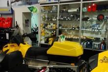 Кофр багажный для BRP TUNDRA LT (XU)