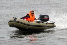 Лодка для охоты Duck Line 390 AL