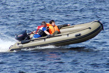 Лодка для охоты Duck Line 430 AL