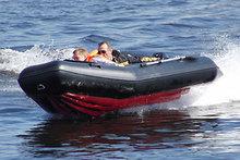 Лодка с надувным дном Air Line 390 (НДНД)