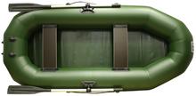 Надувная лодка пвх Фрегат М-3 с креплением под транец
