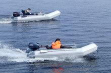 Многоцелевая лодка пвх CL 370 PW
