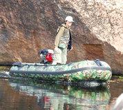 Надувная лодка Badger Hunting Line 400 WP