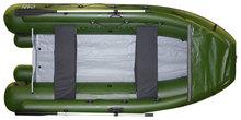 Надувная лодка пвх Фрегат M-370 FM Lux