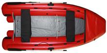 Надувная лодка пвх Фрегат M-390 FM Lux