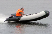ПВХ лодка Wave Line 360 PW